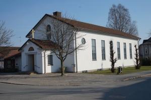 Skillingaryds kyrkan.